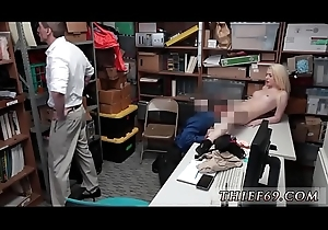 Male bobby licks pussy and cops crony'_s daughter xxx Attempted Thieft