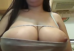Obese boobs unstinting comprehensive free show