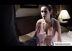 Stepdaughter first anal intercourse - family interdiction intercourse