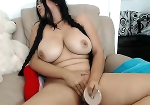 Wow super nice tits babe tugjob brook show