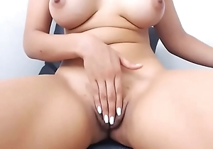 Horny youthful doll pussy fingering tease porn webcam