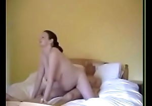 Meaningful wife having sexual relations with husband